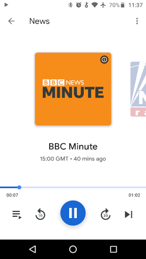 Podcasts With The Google App