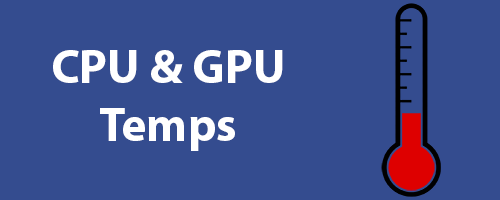 Get CPU and GPU Temps in Linux